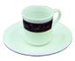 NEPTUNO TAZZA E PIATTO CAFFE 6 UN (17006)